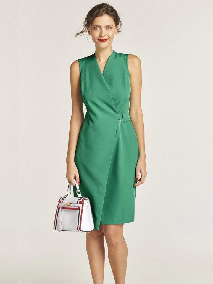 73decc8e709243 heine TIMELESS Kleid in Wickeloptik online kaufen | OTTO