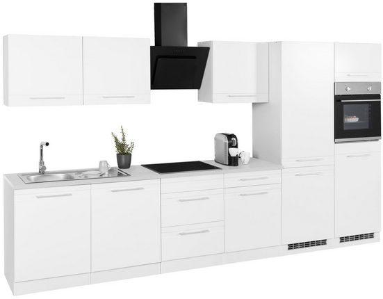 HELD MÖBEL Küchenzeile »Mito«, ohne E-Geräte, Breite 360 cm