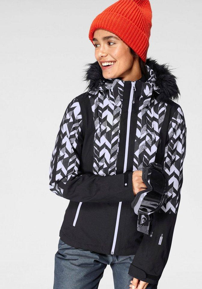 Damen Icepeak Skijacke NANCY 10.000 mm Wassersäule schwarz | 06413680298508
