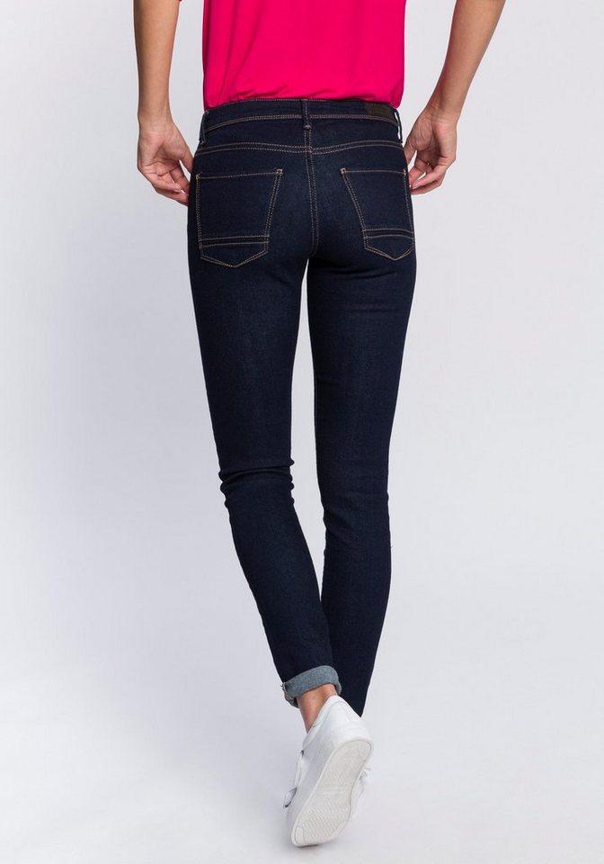 57146a83177c Esprit Skinny-fit-Jeans (1-tlg) im aktuellen Raw-Design online kaufen | OTTO