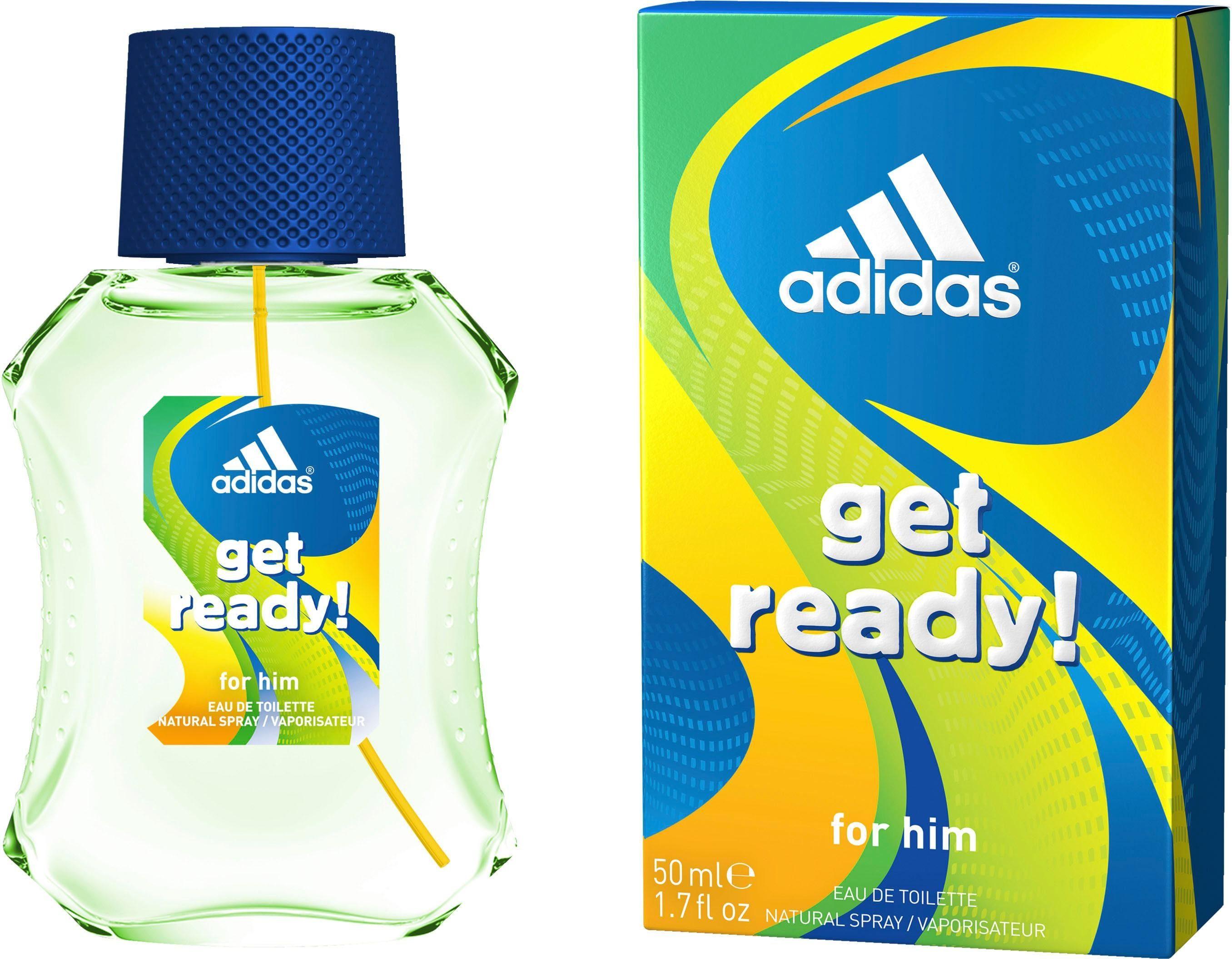 adidas Originals Eau de Toilette »Get ready!«