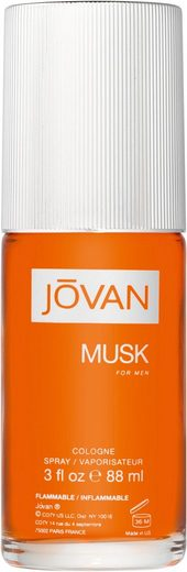 Jovan Eau de Cologne »Musk for men«