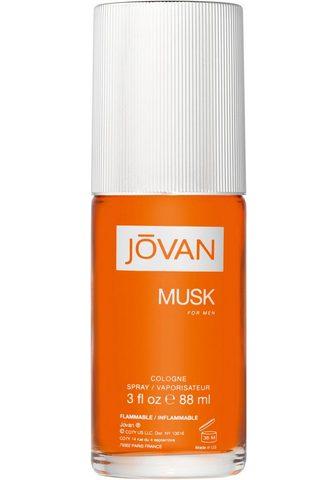 """JOVAN Eau de Cologne """"Musk for men""""..."""