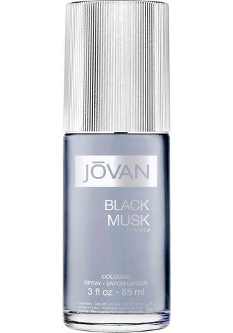 """JOVAN Eau de Cologne """"Black Musk"""""""