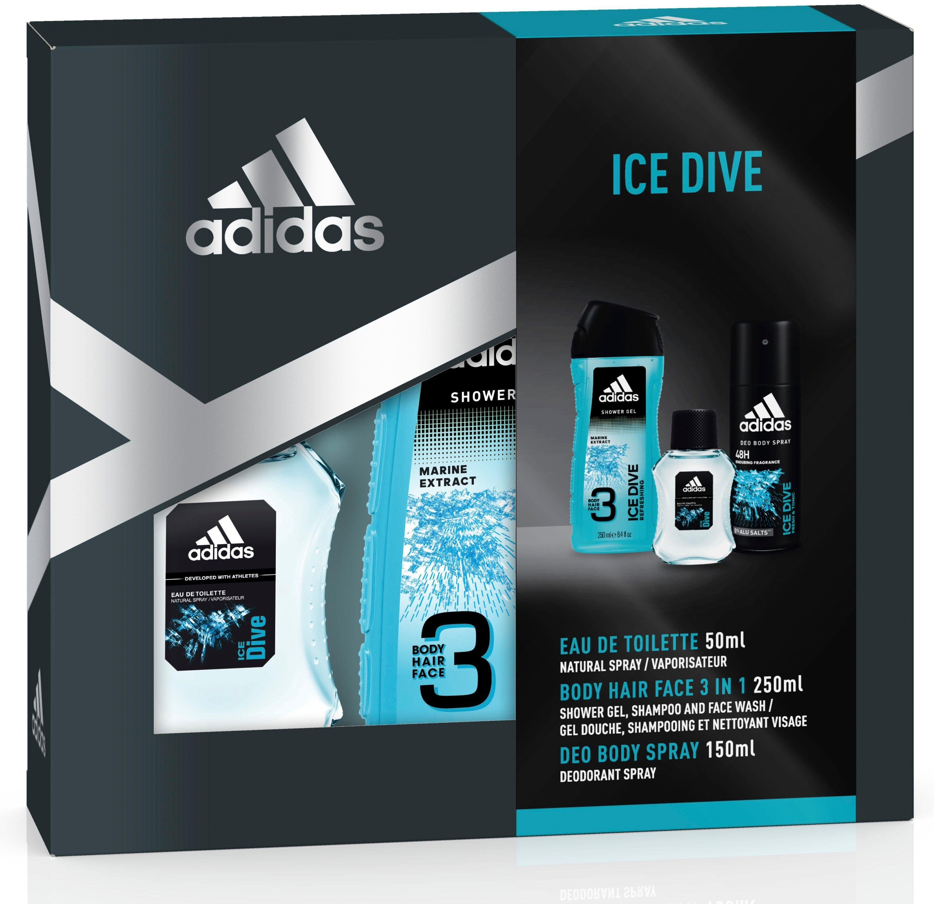 adidas Performance Duft Set »Ice Dive«, 3 tlg. | OTTO