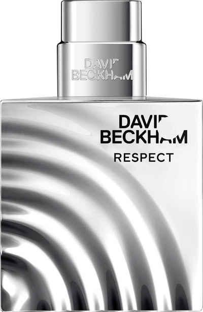 DAVID BECKHAM Eau de Toilette »Respect«