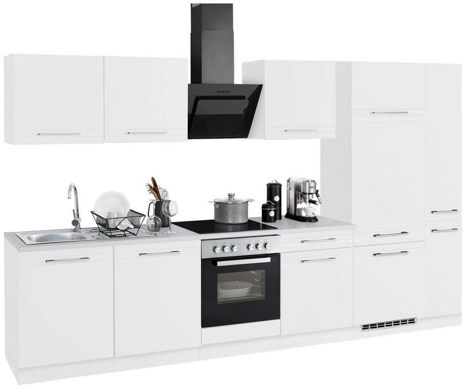 HELD MÖBEL Küchenzeile »Mito«, ohne E-Geräte, Breite 330 cm online kaufen |  OTTO