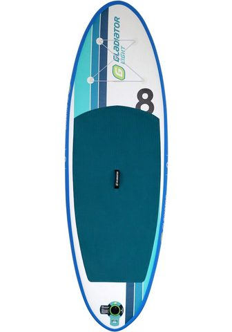 D7 Inflatable SUP-Board »LT G8.0« (Rin...