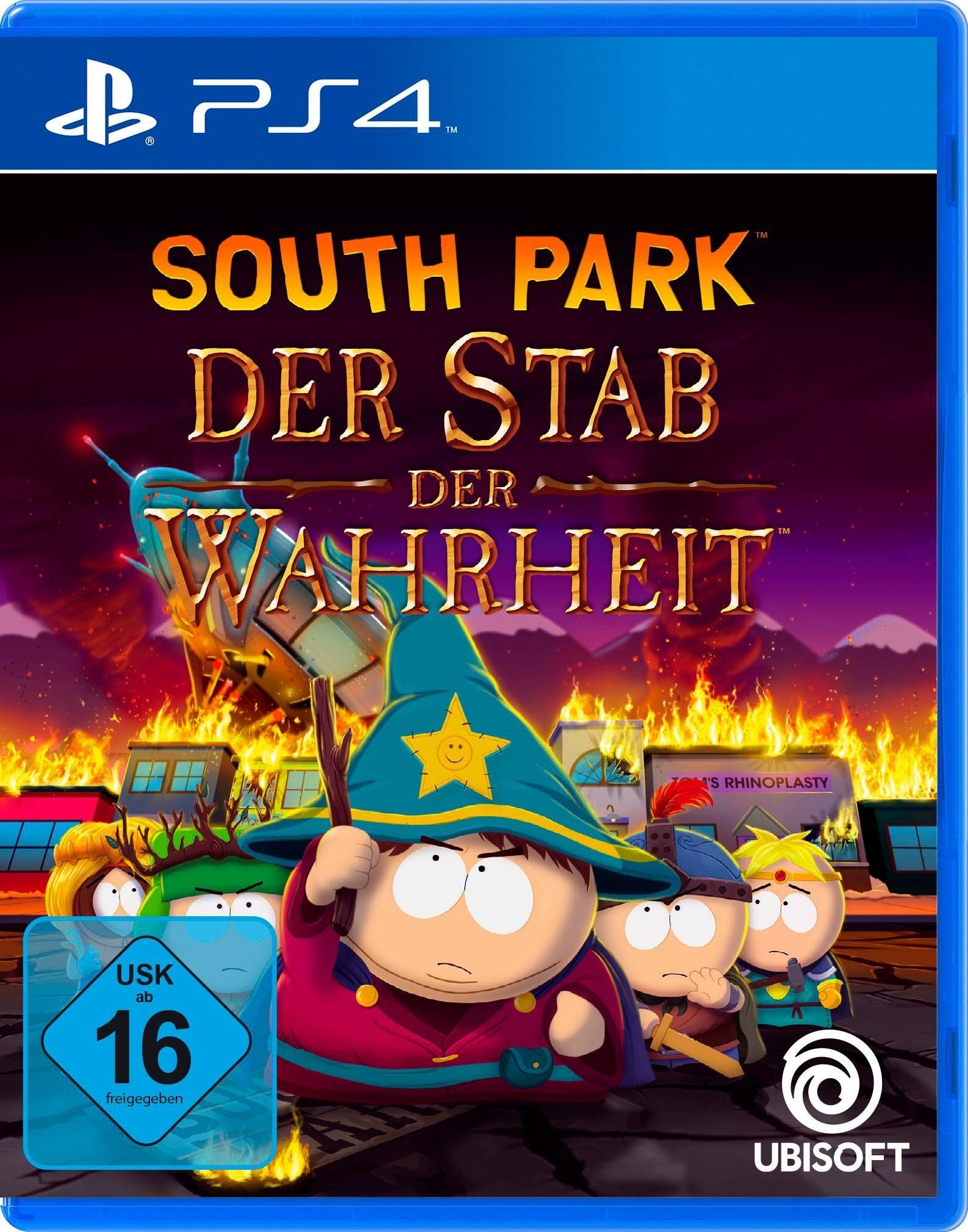 South Park: Der Stab der Wahrheit PlayStation 4, South Park: Der Stab der Wahrheit