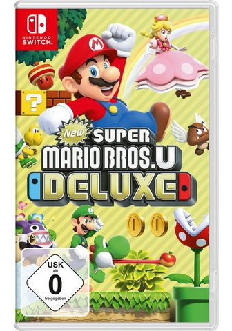 NINTENDO SWITCH New Super Mario Bros. U Deluxe Nintend...