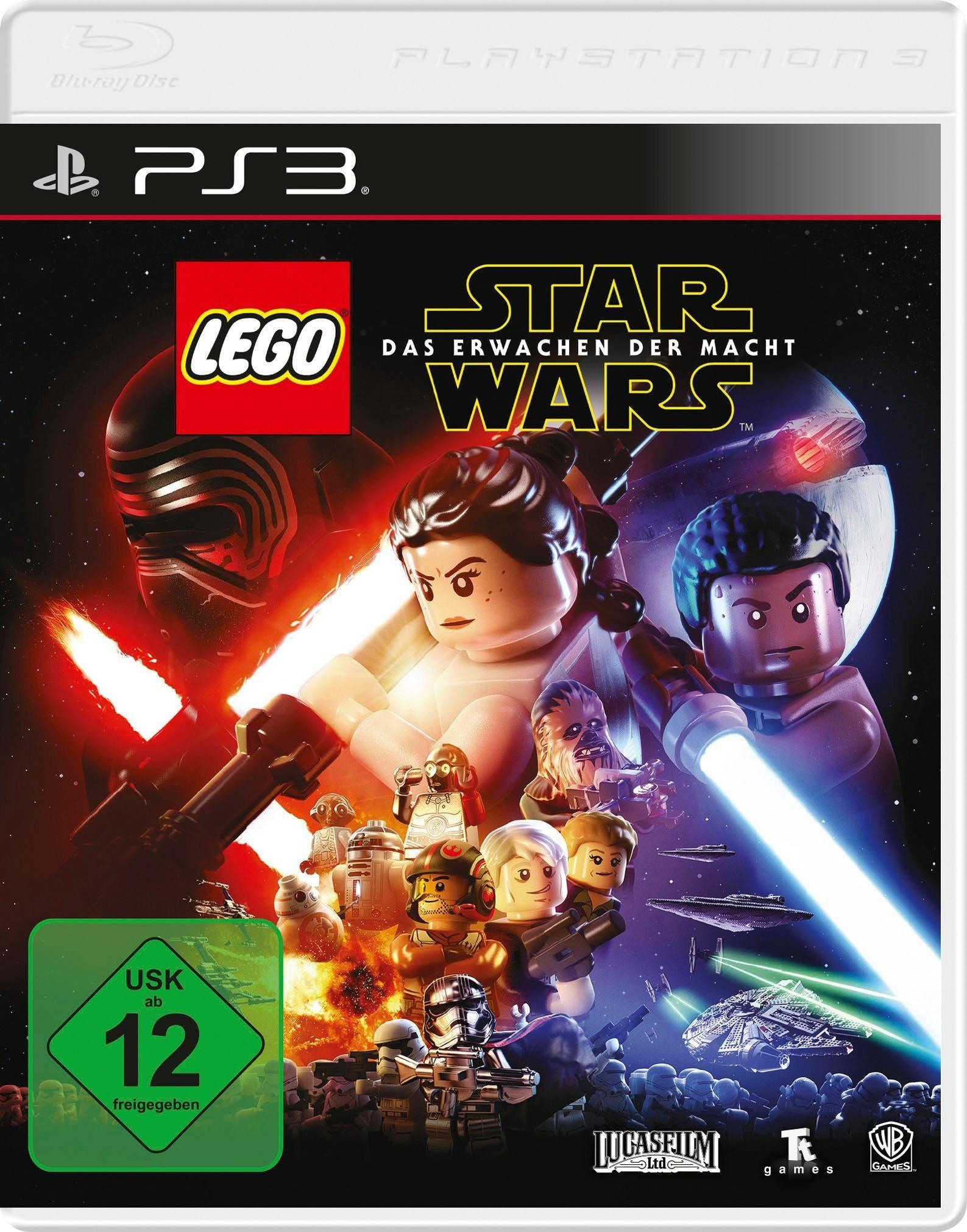 Lego Star Wars: Das Erwachen der Macht PlayStation 3, Software Pyramide