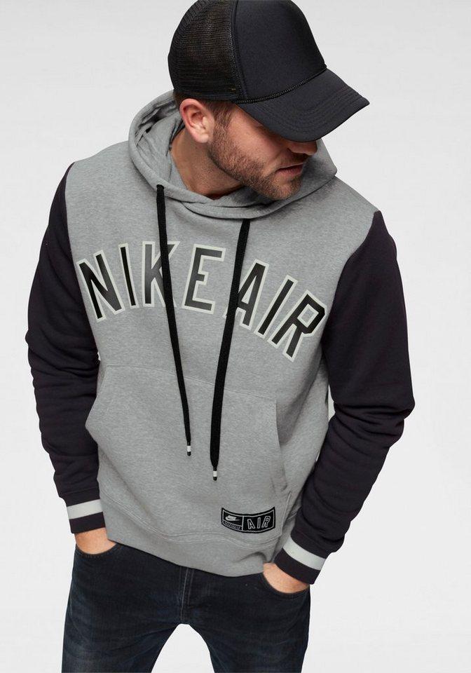 99d98cacc2beaf Nike Sportswear Kapuzensweatshirt »M NSW NIKE AIR HOODIE PO FLC ...
