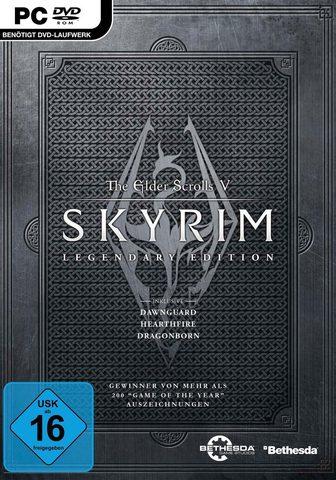 ZENIMAX The Elder Scrolls V: Skyrim - Legendar...