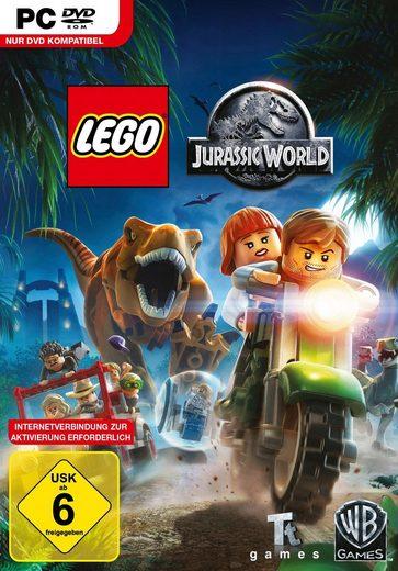 LEGO Jurassic World PC, Software Pyramide