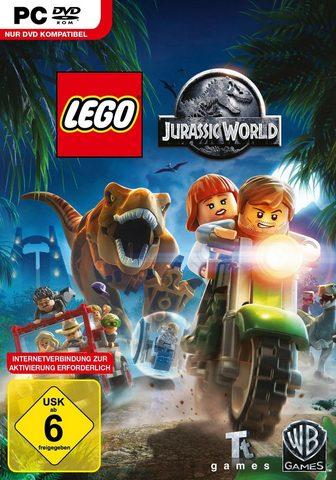 WARNER GAMES LEGO Jurassic World PC