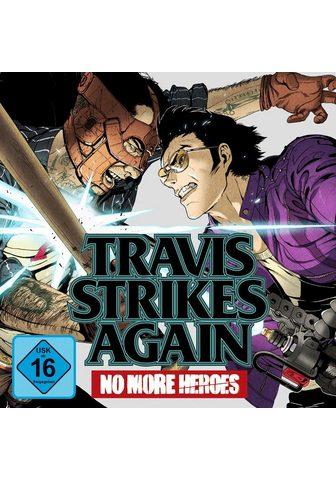Travis Strikes Again: No More Heroes +...