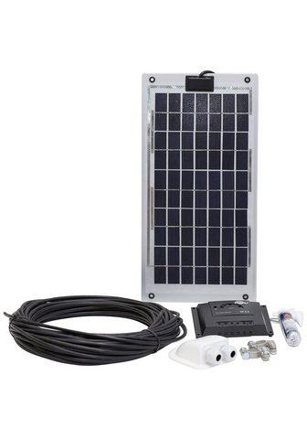 SUNSET Rinkinys: Saulės baterija dėl Boote Ya...