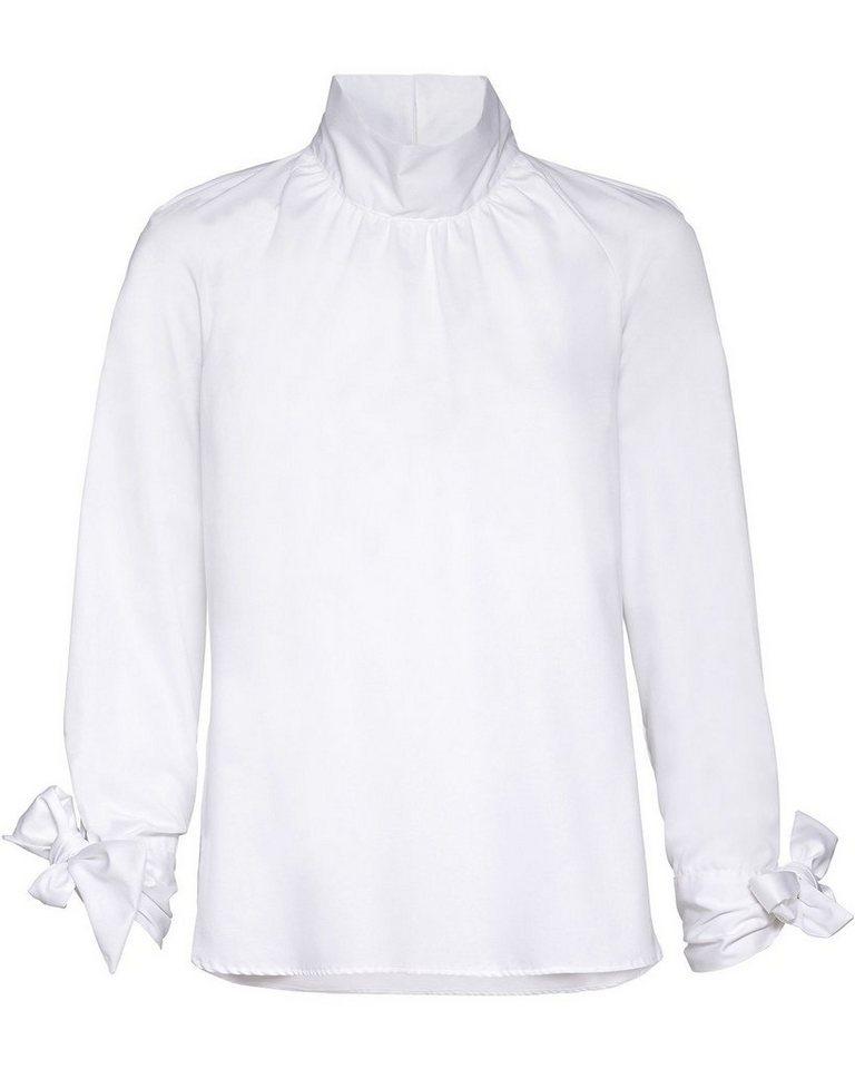 99f4af63e13149 The Mercer N.Y. Bluse mit Schluppe online kaufen | OTTO