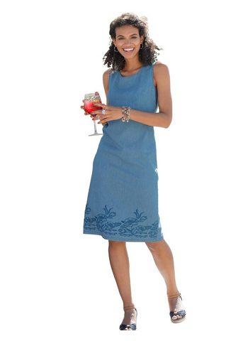 Classic Basics Džinsinė suknelė »Kleid«