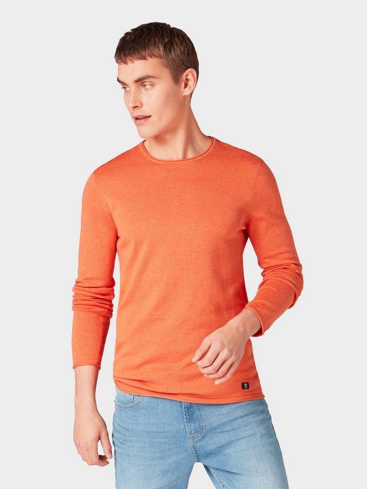 c6fd722c8a2664 tom-tailor-denim-rundhalspullover-melierter-pullover-orange.jpg  formatz