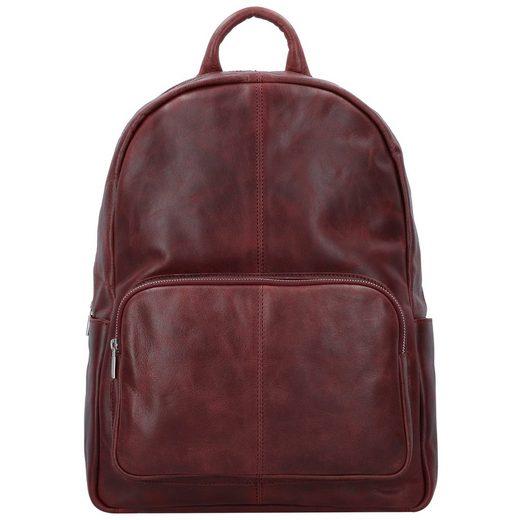 Rucksack Cm Backpack Cowboysbag Leder Mason 42 P8ASwZq