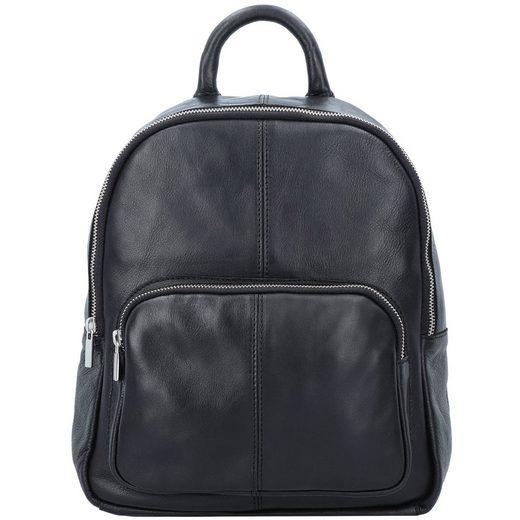 25 Backpack Cowboysbag Estell Cm Leder Rucksack 7xwPcOqz84