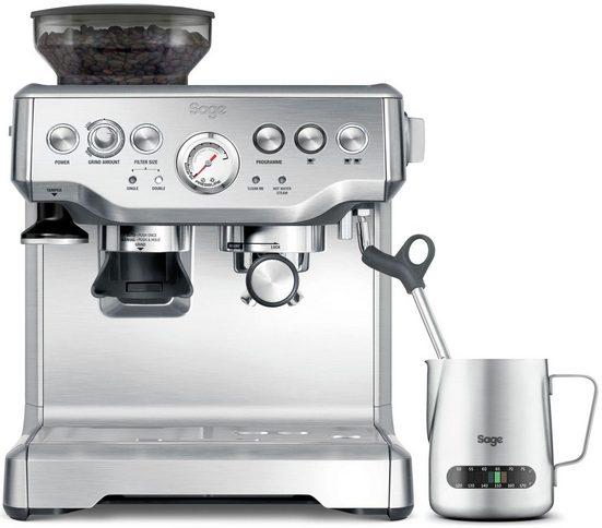 Sage Espressomaschine »The Barista Express, SES875BSS2EEU1A«
