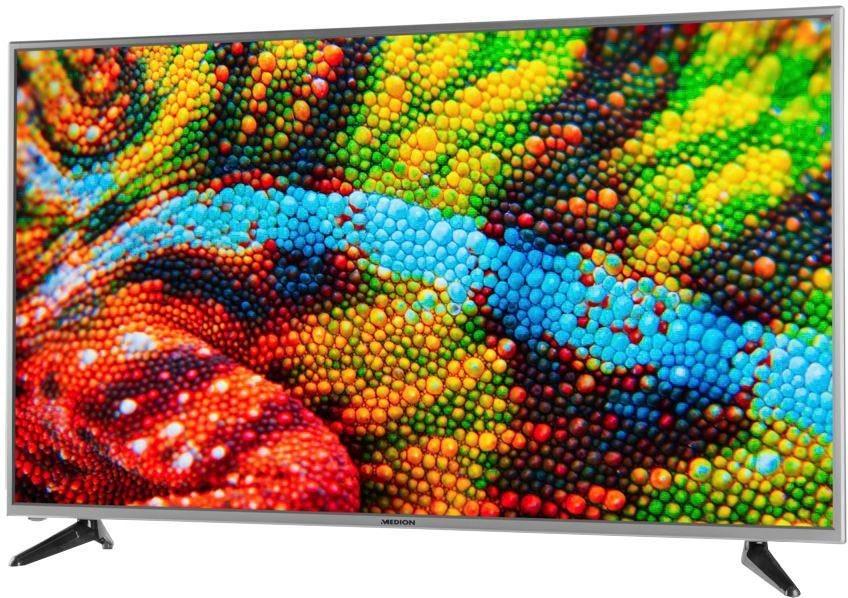 medion p15522 md 31323 led fernseher 147 3 cm 58 zoll 4k ultra hd smart tv online kaufen. Black Bedroom Furniture Sets. Home Design Ideas