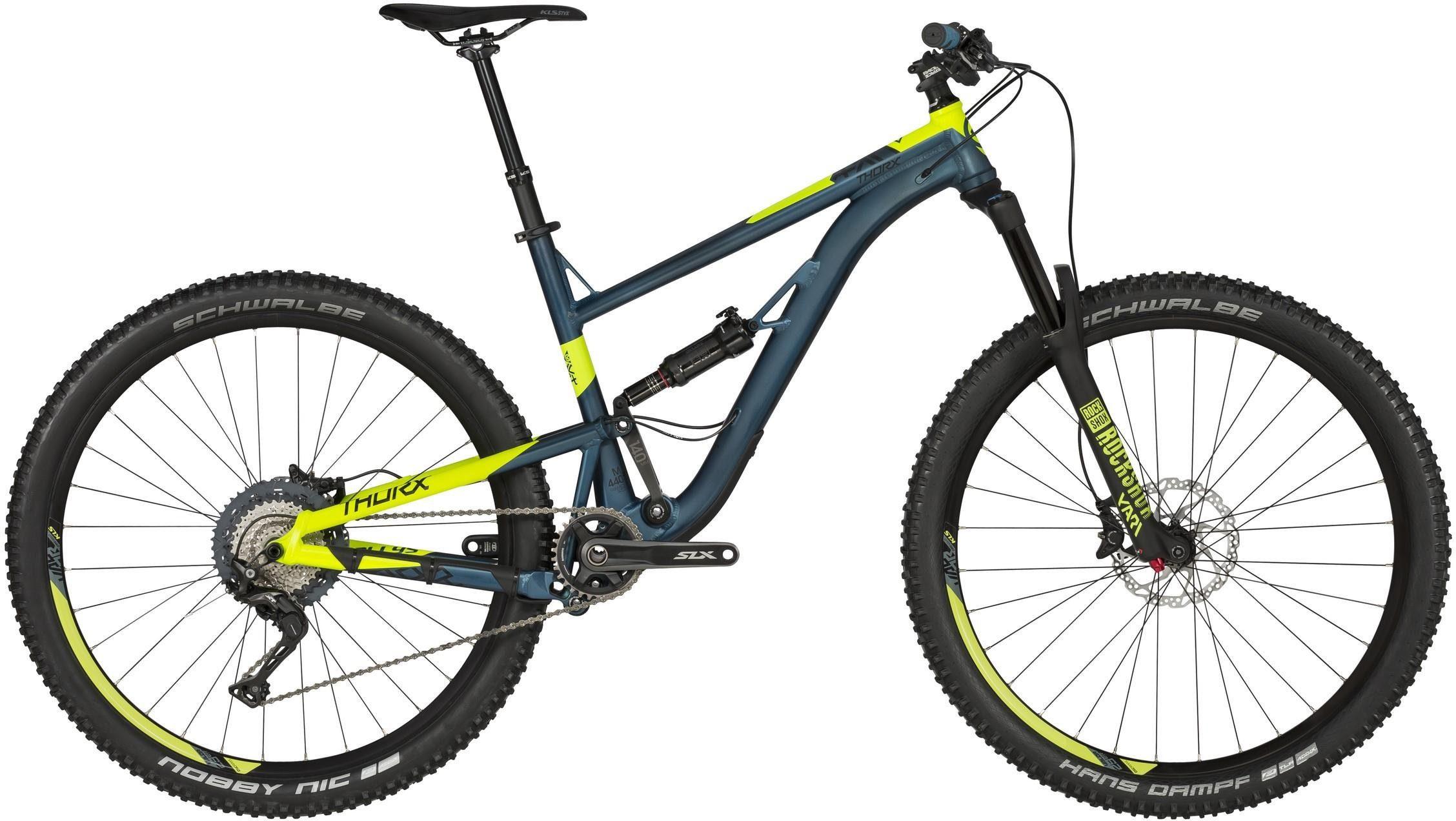 Kellys Mountainbike »Thorx 30 - 27,5 / 29 Zoll«, 11 Gang Shimano Deore XT M8000 Schaltwerk, Kettenschaltung