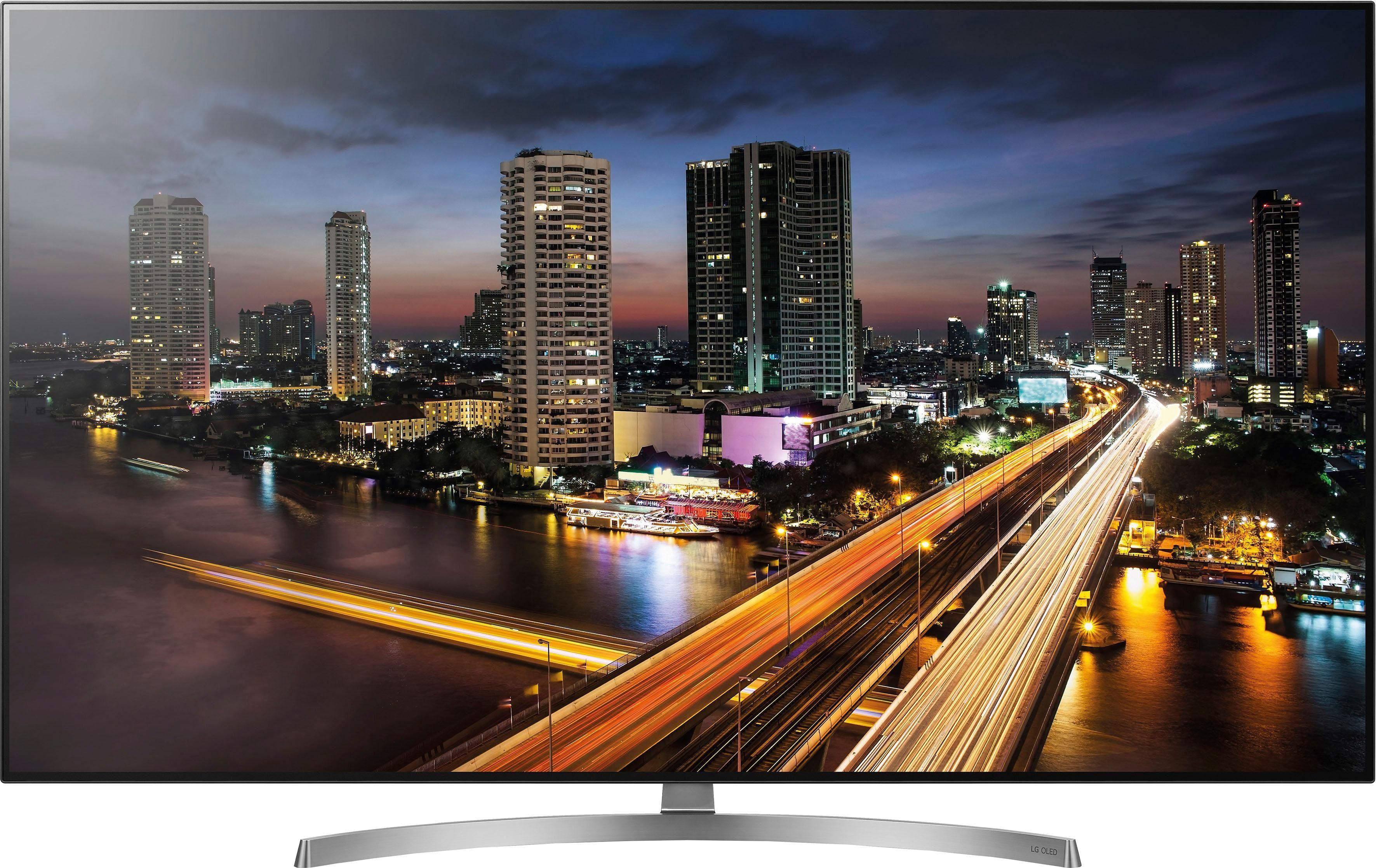 LG OLED65B87LC OLED-Fernseher (164 cm/65 Zoll, 4K Ultra HD, Smart-TV)