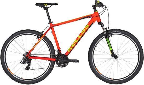 Kellys Mountainbike »Madman 10«, 21 Gang Shimano TY500 (direct mount) Schaltwerk, Kettenschaltung