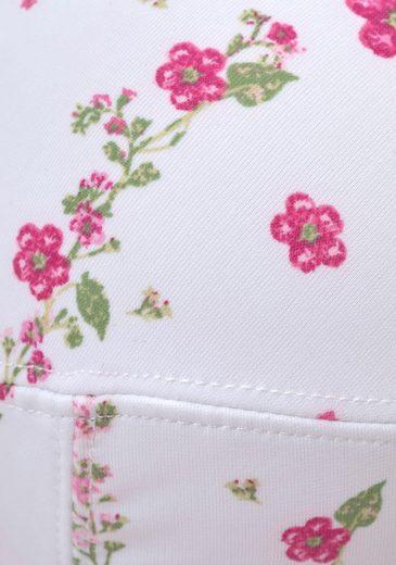 bhpackung2 BügelMit Trägern weiß Fleur Bedruckt tlg2 Entlastungs StückOhne Breiteren Petite 9DIYW2EH