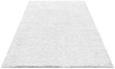 Hochflor-Teppich »Shaggy Soft«, Bruno Banani, rechteckig, Höhe 30 mm, gewebt, Wohnzimmer