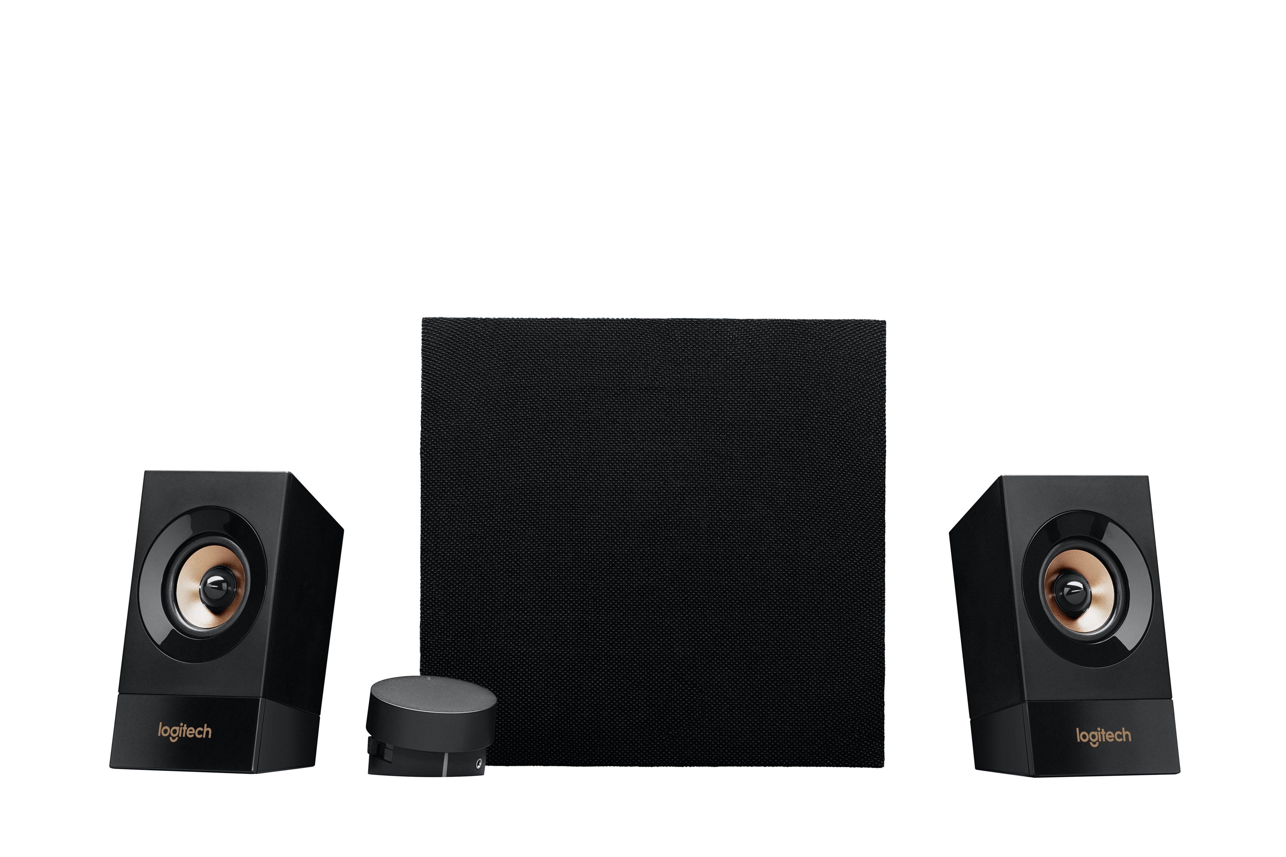 Logitech Multimedia Speakers Z533 »Starker Sound, der bewegt.«