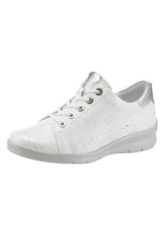 SEMLER Ботинки со шнуровкой с мягкий мягкий о...