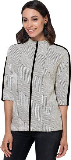 Ambria Shirt mit lässig überschnittenen Schultern