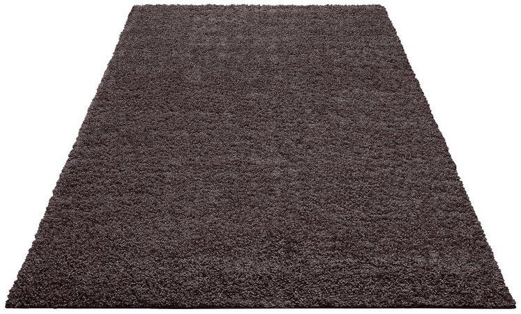 Hochflor-Teppich »Shaggy 30«, Home affaire, rechteckig, Höhe 30 mm