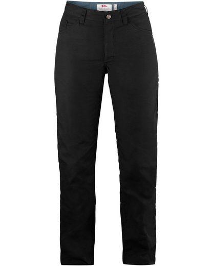Lite Hose Damen Schwarz Greenland Fjällräven Jeans QBWerdoCx