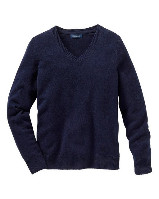 Highmoor V-Pullover aus Lambswool | Bekleidung > Pullover > V-Pullover | Highmoor