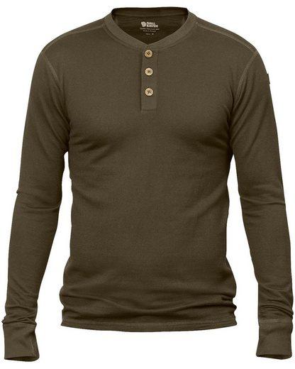 Fjällräven Shirt Lappland Merino Henley