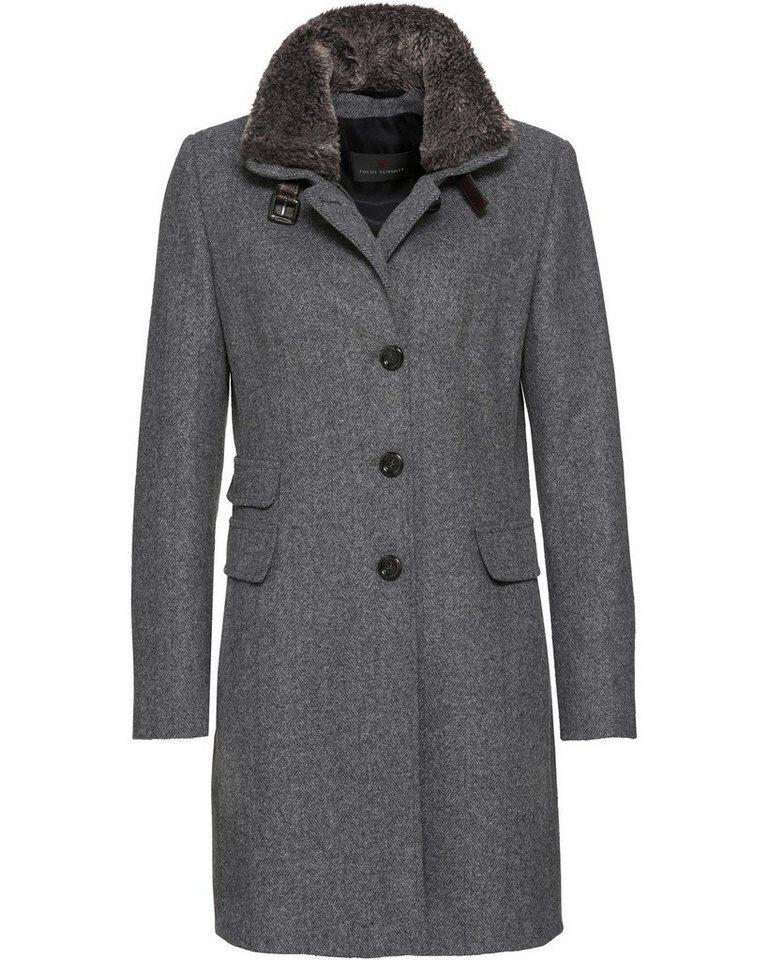 Fuchs schmitt mantel wolle