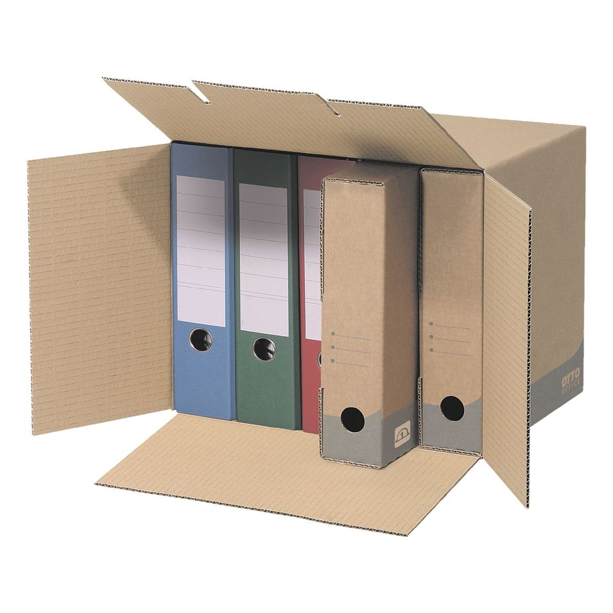 OTTO Office Budget 10er-Pack Ablage-Container