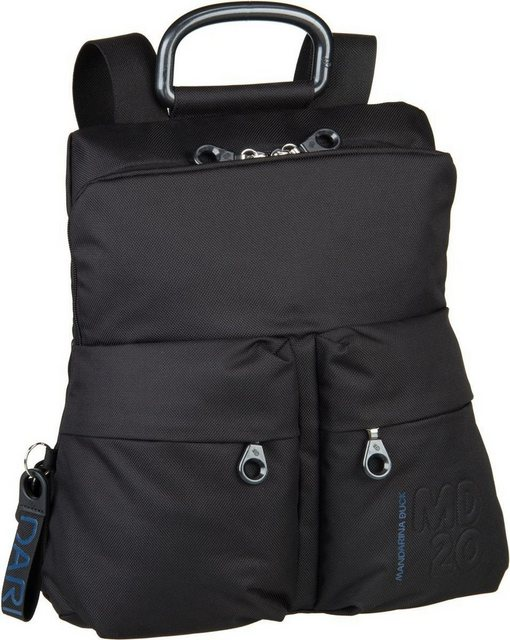 Mandarina Duck Rucksack / Daypack »MD20 Slim Backpack QMTZ4«