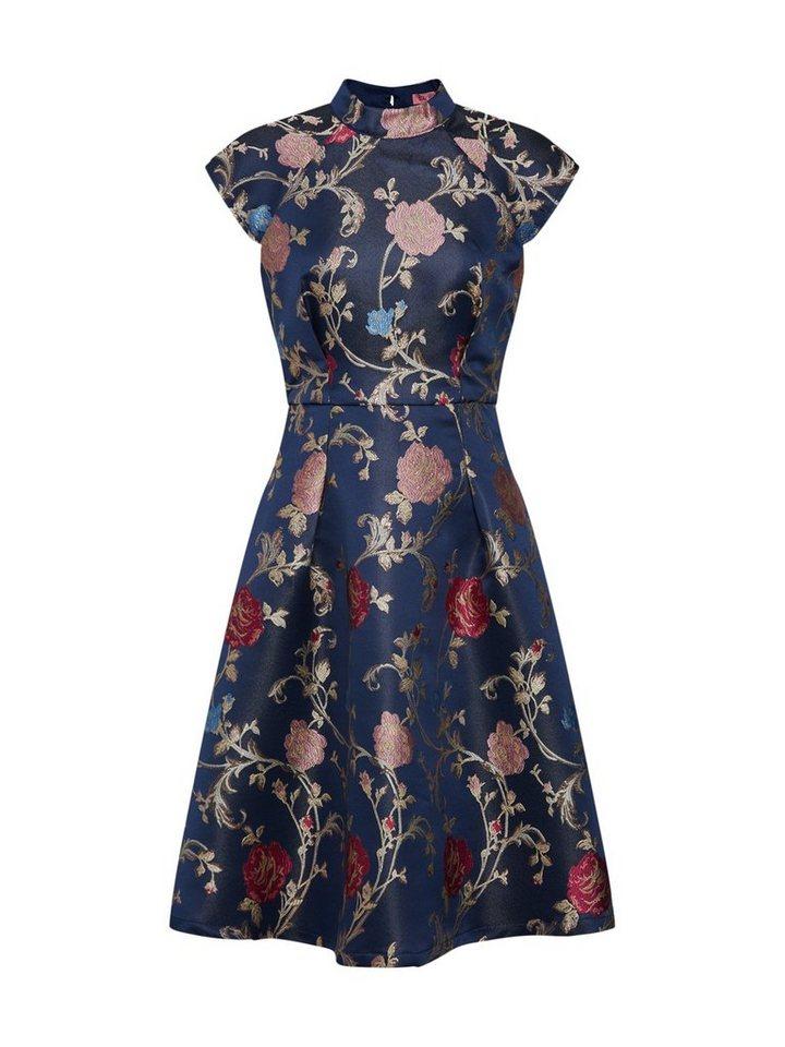 Damen Chi Chi London Sommerkleid bunt,mehrfarbig | 05053190137433