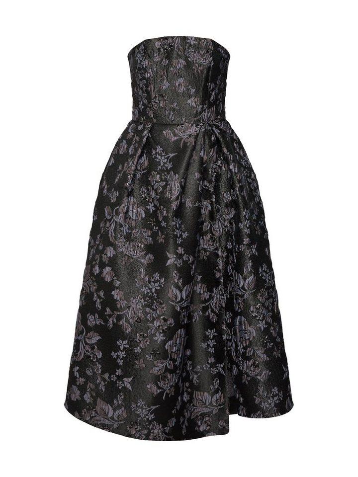 Closet Bandeaukleid »Closet Gold Strapless Dress« | Bekleidung > Kleider > Bandeaukleider | Grau | Closet
