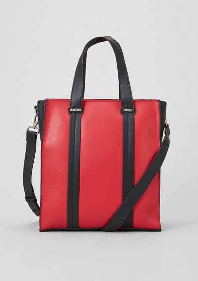 31f4a1e8e59e0 s.Oliver RED LABEL Shopper im cleanen Style