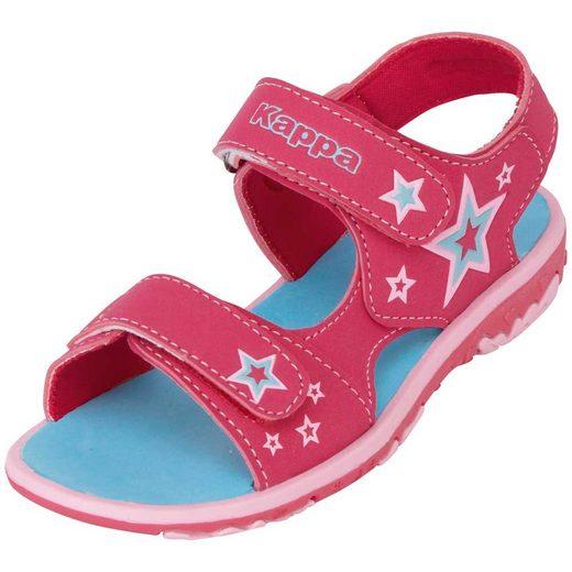 Kappa »STARWAY KIDS« Sandale in verspieltem Design