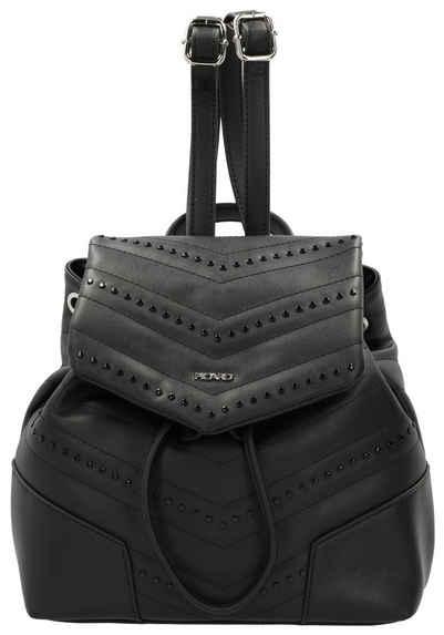 11c932b556326 Rucksack in schwarz online kaufen