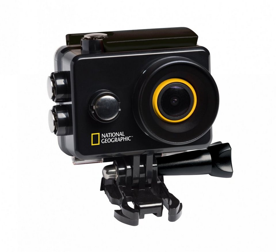 national geographic action cam full hd wlan action camera explorer 2 online kaufen otto. Black Bedroom Furniture Sets. Home Design Ideas