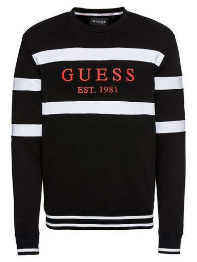 Guess Sweatshirt »JACK CN FLEECE«